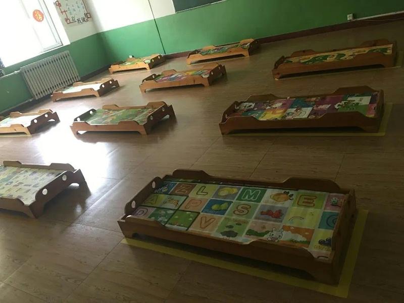 明珠国学幼儿园床铺