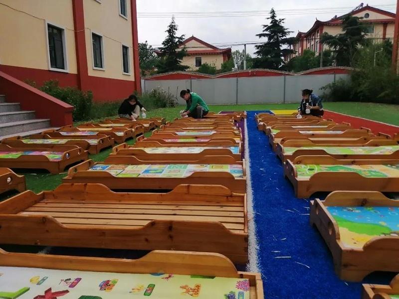 明珠国学幼儿园老师