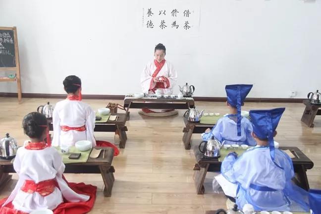 明珠国学茶修