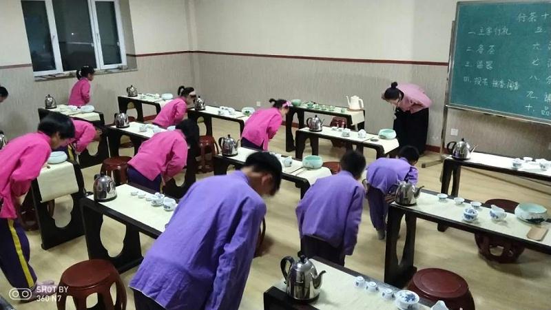 明珠国学茶修行礼