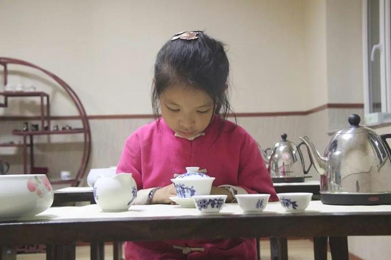 明珠国学茶修1