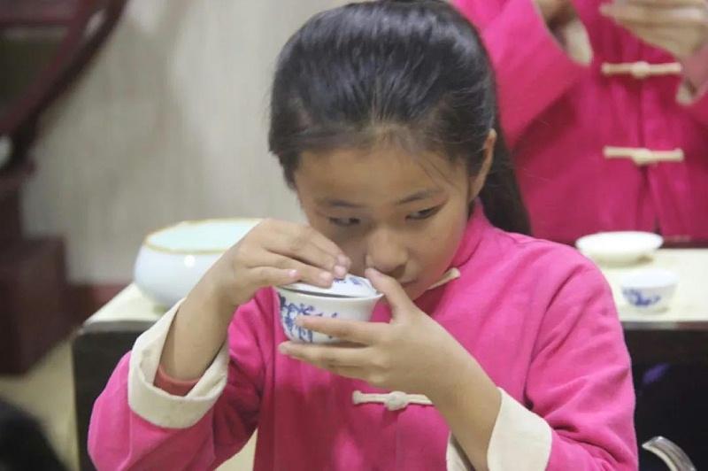 明珠国学茶修闻香