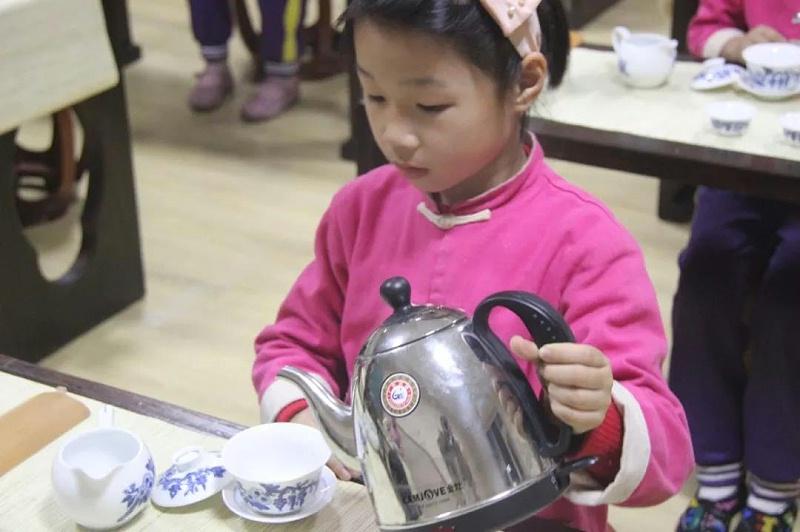 明珠国学润茶