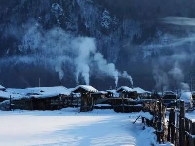 明珠国学文化之窗 l 入冬了,想家了。