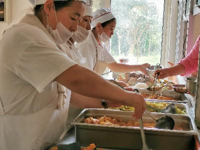 明珠国学生态食育 l 一周食谱