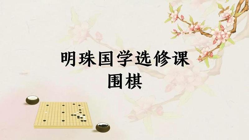 明珠国学围棋课