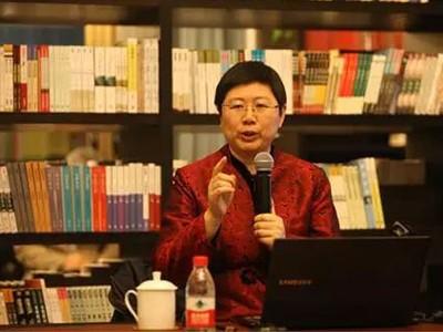国学教育 l 中央党校刘余莉:学国学,是孩子一生的福报!