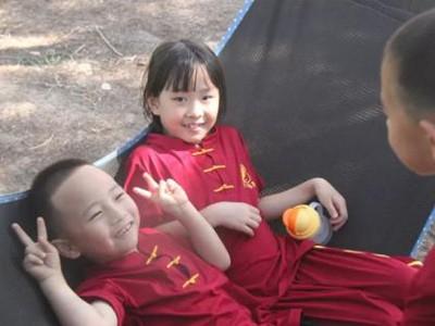 明珠国学自然教育 l 琪琪老师和孩子们:格物致知数年轮