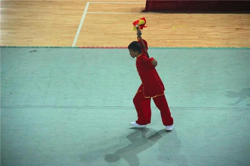 明珠国学学子武术表演赛-3