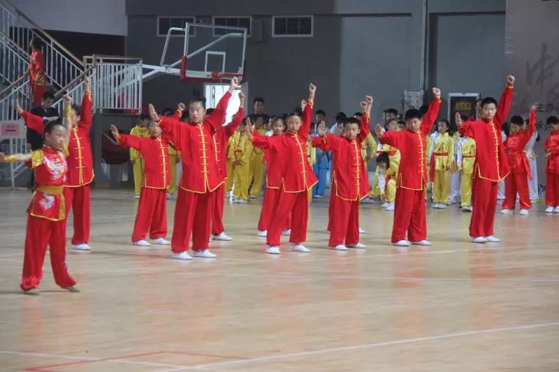明珠国学学子武术表演赛-6