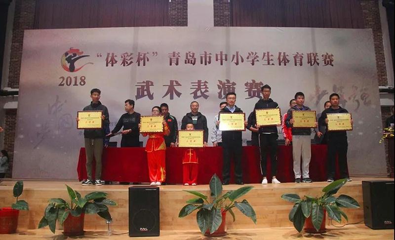 明珠国学学子武术表演赛-8