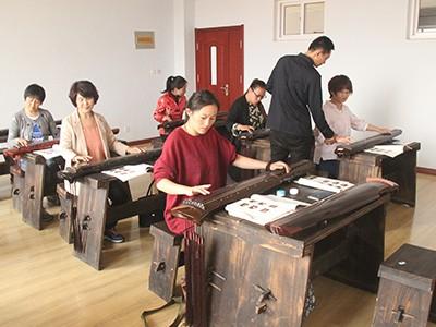 明珠国学-家长古琴课