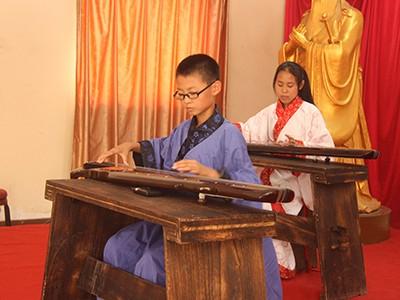 明珠国学-古琴演奏