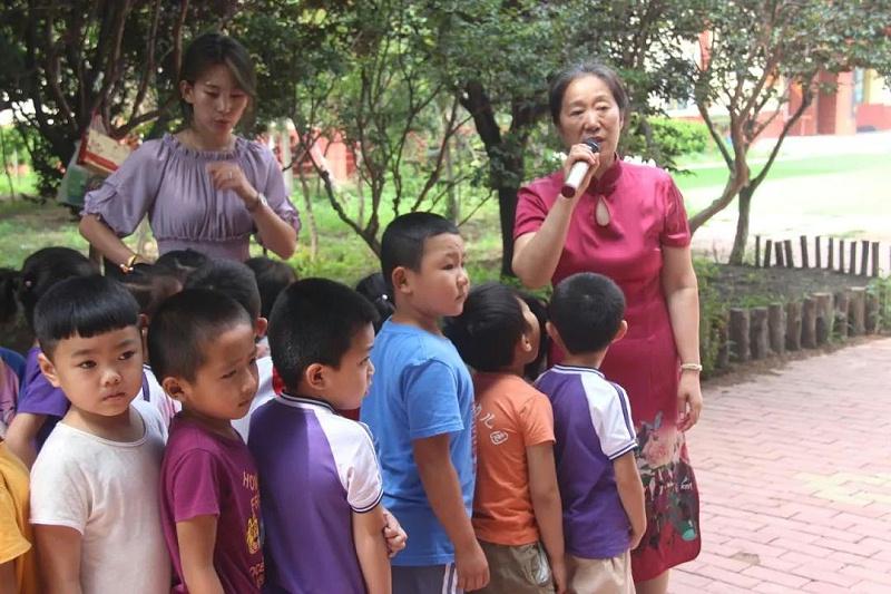 明珠国学游园