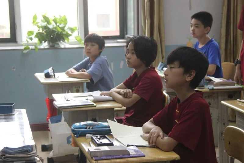 明珠国学教学传真王老师4