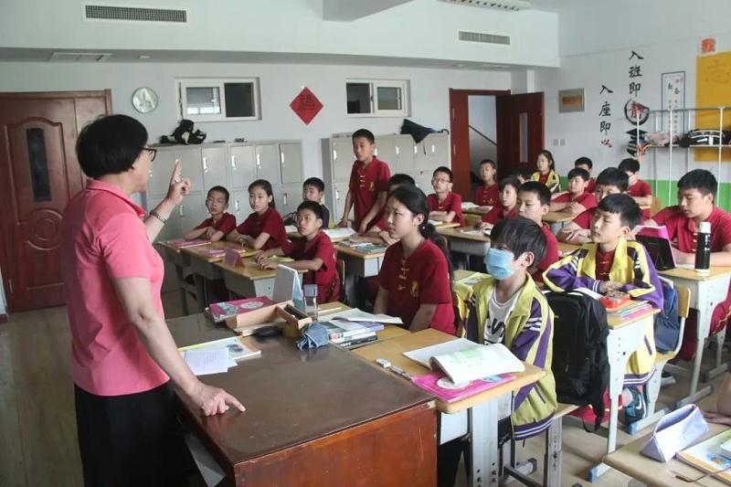 明珠国学分层教学姜老师4