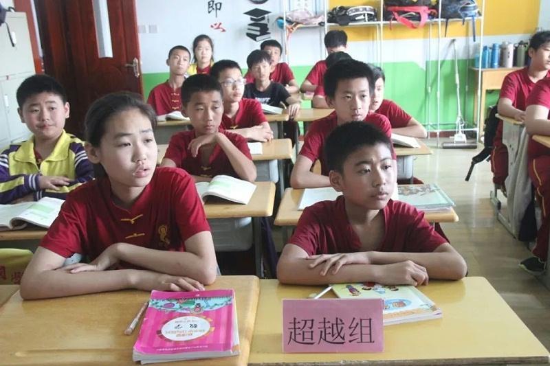 明珠国学分层教学姜老师8