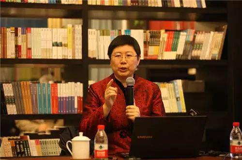 中央党校刘余莉